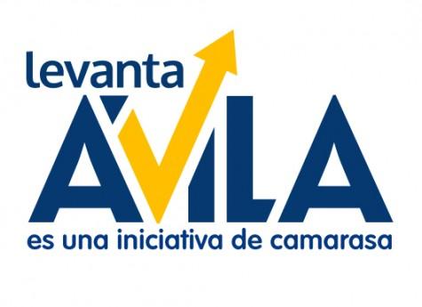 Logotipo Levanta Ávila